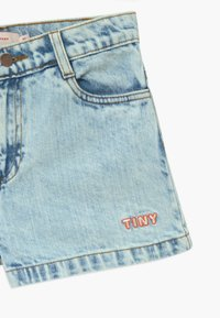 TINYCOTTONS - TINY - Denim shorts - snowy blue - 3