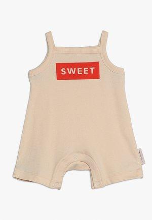 SWEET ONE PIECEBABY - Jumpsuit - cream/red