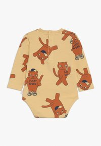 TINYCOTTONS - CATS BODY - Longsleeve - sand/brown - 1