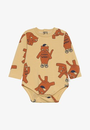 CATS BODY - Longsleeve - sand/brown