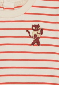 TINYCOTTONS - STRIPES  - Jumpsuit - light cream/red - 3