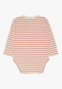 TINYCOTTONS - STRIPES  - Jumpsuit - light cream/red - 1