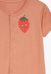 TINYCOTTONS - STRAWBERRY ONE PIECE - Overal - tan/red - 2