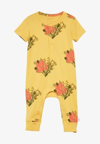 TINYCOTTONS - FLOWERS ONE PIECE - Overal - yellow/light red - 3