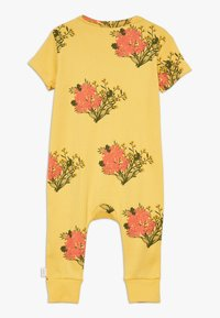 TINYCOTTONS - FLOWERS ONE PIECE - Overal - yellow/light red - 1