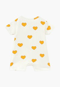 TINYCOTTONS - HEARTS ON PIECE - Jumpsuit - off-white/yellow - 1