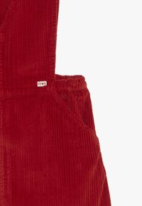 TINYCOTTONS - V NECK DRESS - Vestido informal - burgundy - 3