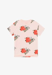 TINYCOTTONS - FLOWERS  - Print T-shirt - light pink/red - 2