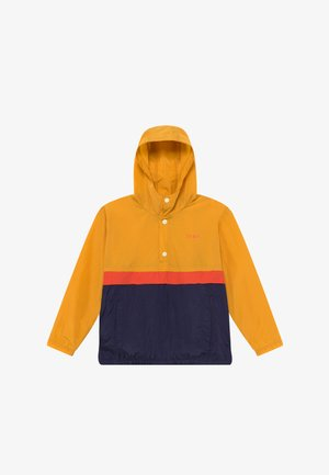 COLOUR BLOCK  - Overgangsjakker - yellow/navy