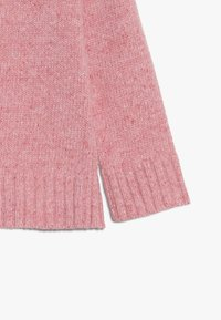 TINYCOTTONS - TINY MOCK  - Trui - pale pink/burgundy - 3