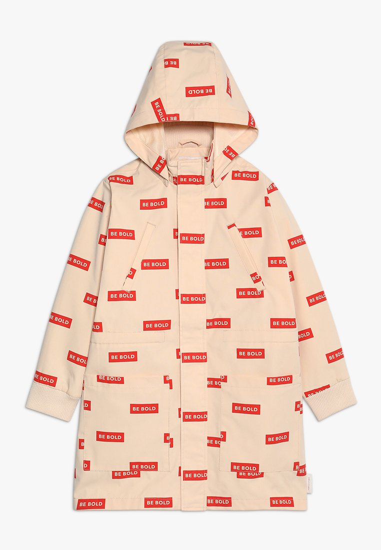 TINYCOTTONS - SMILE JACKET - Parka - cream/red