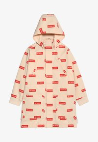 TINYCOTTONS - SMILE JACKET - Parka - cream/red - 4