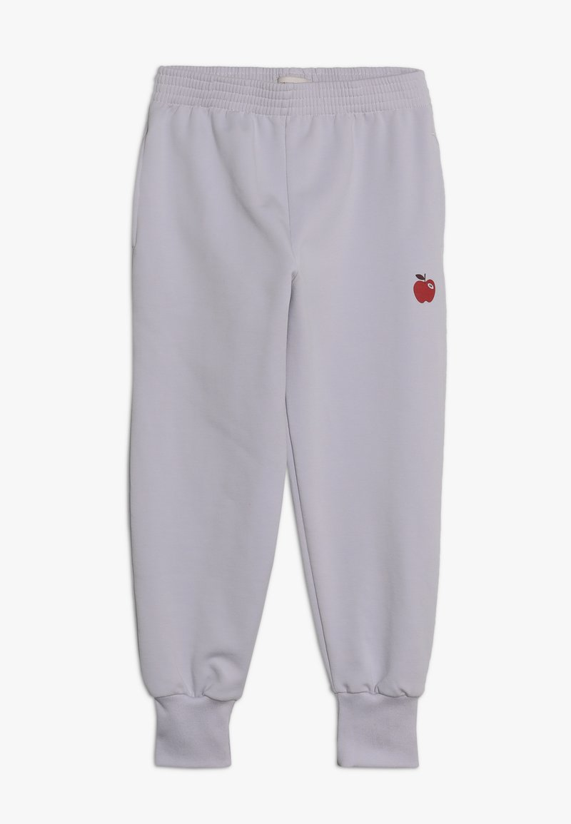 TINYCOTTONS - APPLE  - Tracksuit bottoms - light lilac/burgundy