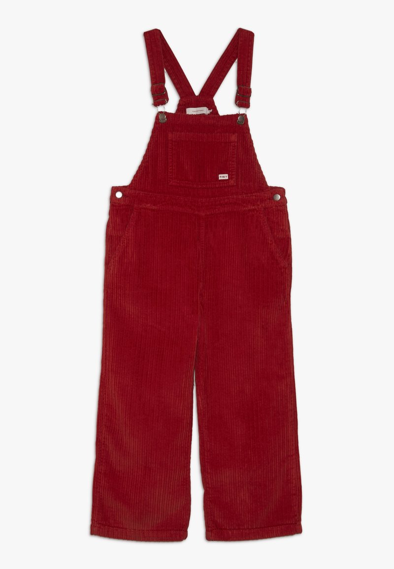 TINYCOTTONS - Overall /Buksedragter - burgundy