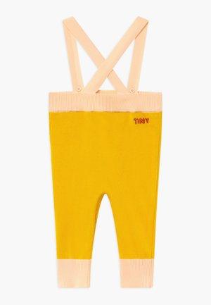 BABY PANT - Stoffhose - yellow