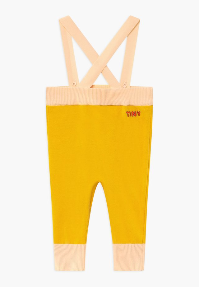 BABY PANT - Bukse - yellow