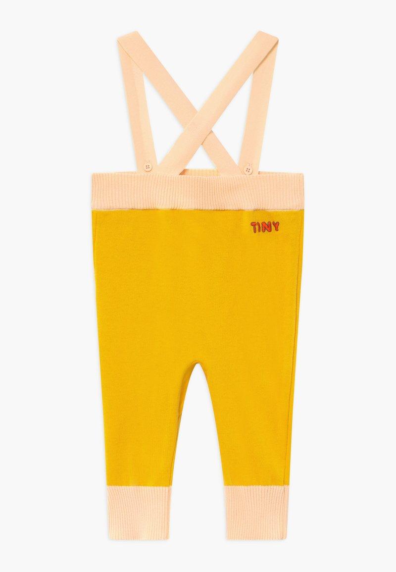 TINYCOTTONS - BABY PANT - Kalhoty - yellow