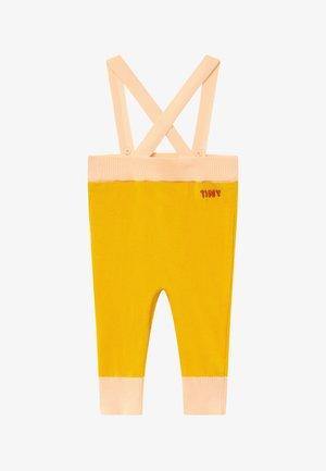 BABY PANT - Kalhoty - yellow
