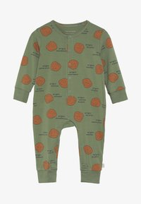 TINYCOTTONS - ONE PIECE - Jumpsuit - green wood/brown - 3