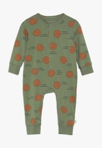 TINYCOTTONS - ONE PIECE - Jumpsuit - green wood/brown - 0