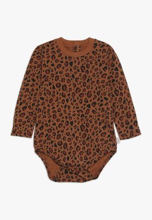 ANIMAL PRINT  - Longsleeve - brown/dark brown