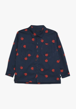 APPLES  - Shirt - true navy/burgundy