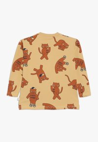 TINYCOTTONS - CATS TEE - Camiseta de manga larga - sand/brown - 1
