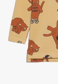 TINYCOTTONS - CATS TEE - Camiseta de manga larga - sand/brown - 3
