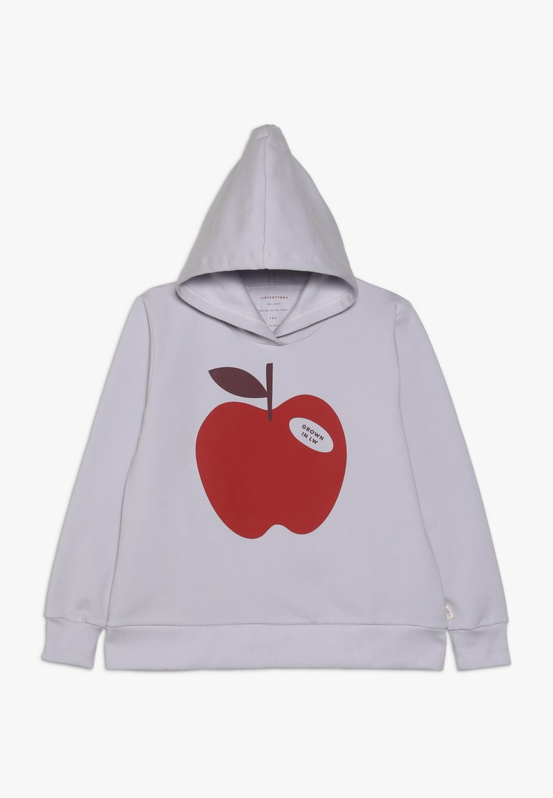 TINYCOTTONS - APPLE HOODY - Jersey con capucha - light lilac/burgundy
