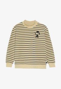 TINYCOTTONS - CAT  - Sweatshirts - sand/true navy - 3