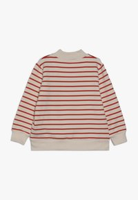 TINYCOTTONS - CITIZEN - Sudadera - light cream/red - 1