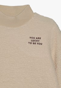 TINYCOTTONS - YOU ARE LUCKY  - Sweatshirts - sand/aubergine - 3