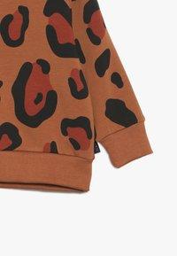 TINYCOTTONS - ANIMAL PRINT  - Sweatshirt - brown - 3