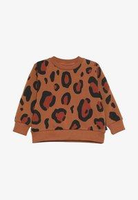 TINYCOTTONS - ANIMAL PRINT  - Sweatshirt - brown - 2