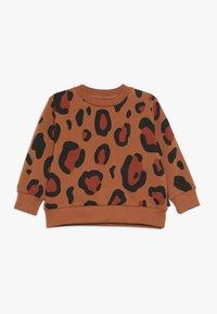 TINYCOTTONS - ANIMAL PRINT  - Sweatshirt - brown - 0