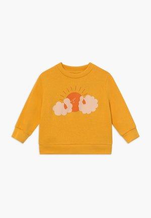 SUN  - Sweatshirts - yellow/brick