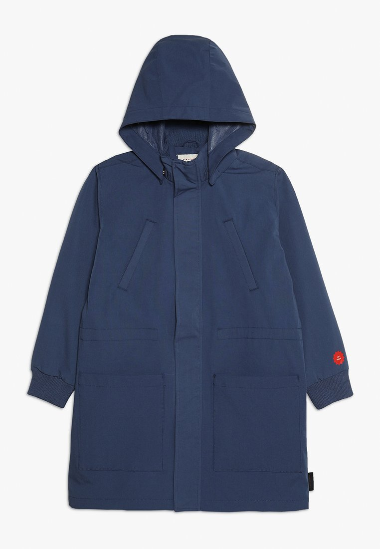 TINYCOTTONS - 1ST PRIZE SOLID JACKET - Parka - light navy/red