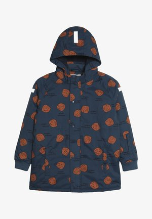 SHELLS SNOW JACKET - Winter jacket - light navy/brown