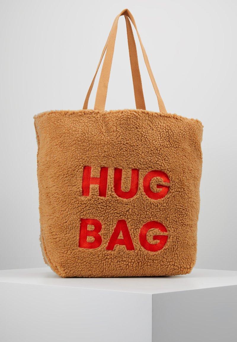 TINYCOTTONS - TOTE BAG - Shopping Bag - brown