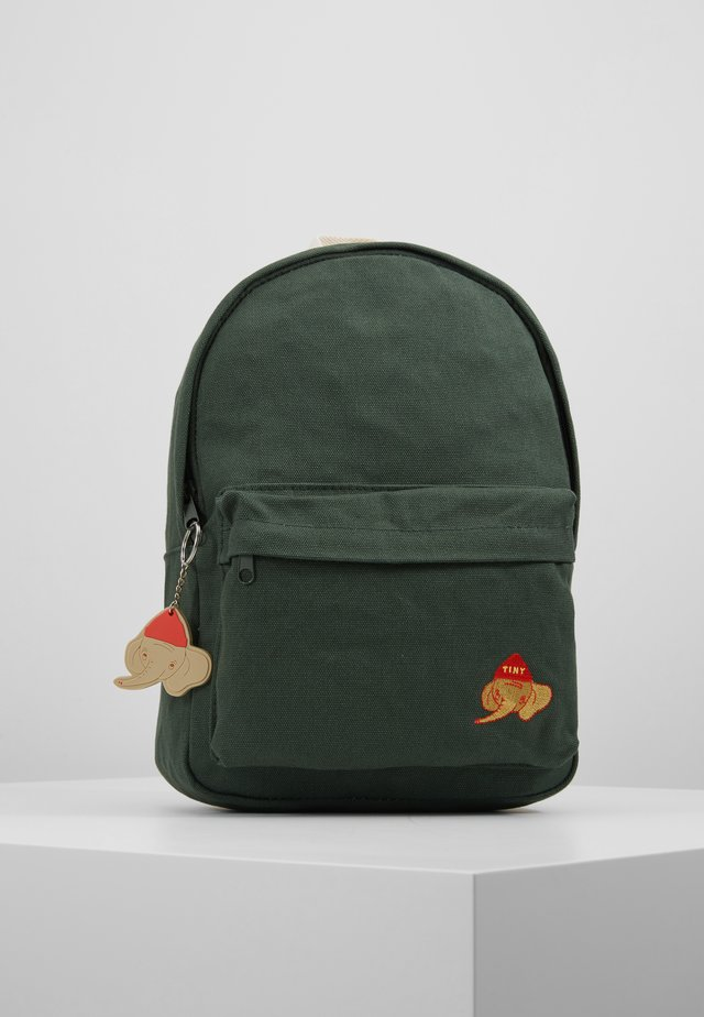 LUCKYPHANT BACKPACK - Rucksack - bottle green