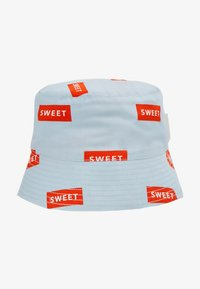TINYCOTTONS - SWEET SUN HAT - Sombrero - mild blue/red - 2