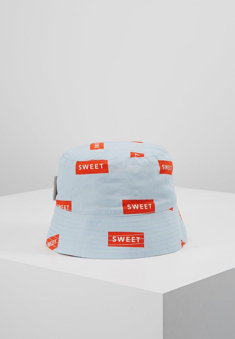 TINYCOTTONS - SWEET SUN HAT - Sombrero - mild blue/red