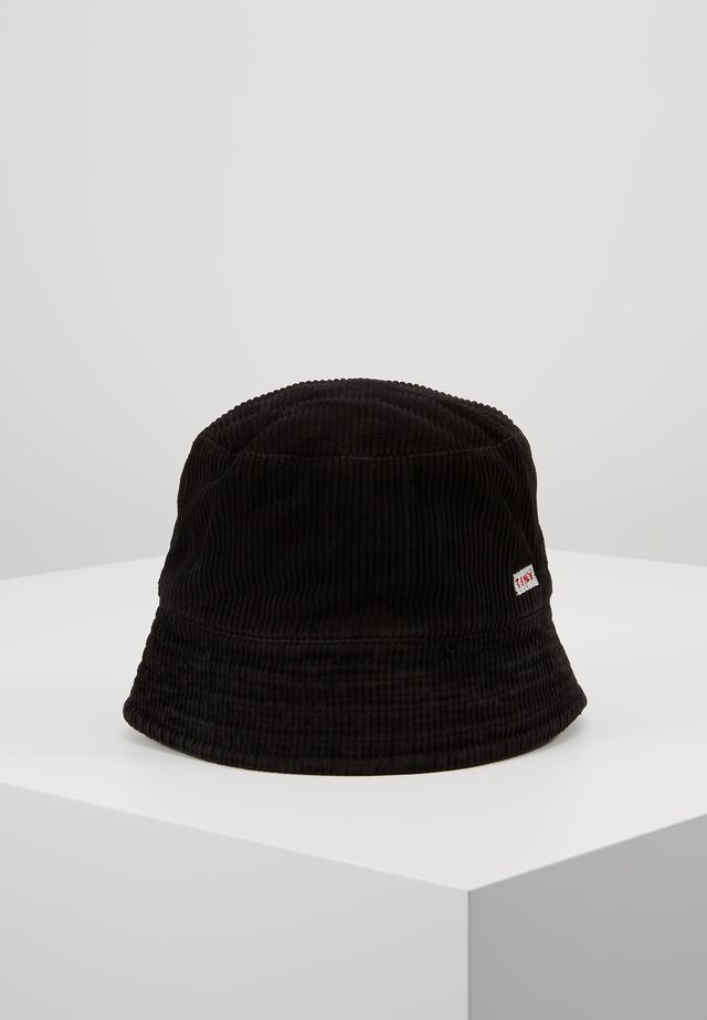 BUCKET HAT - Hut - black