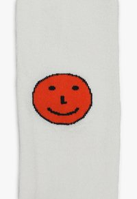 TINYCOTTONS - HAPPY FACES - Leggings - off-white/red - 3