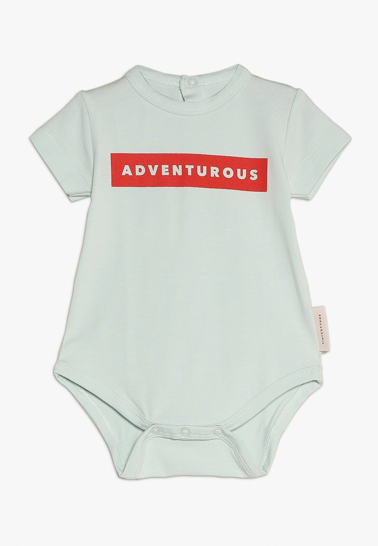 TINYCOTTONS - ADVENTUROUS BABY - Body - light mint/red