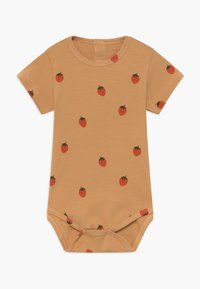TINYCOTTONS - STRAWBERRIES - Body - toffee/red - 0