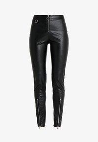 Tiger Mist - QUINN PANT - Kalhoty - black - 5