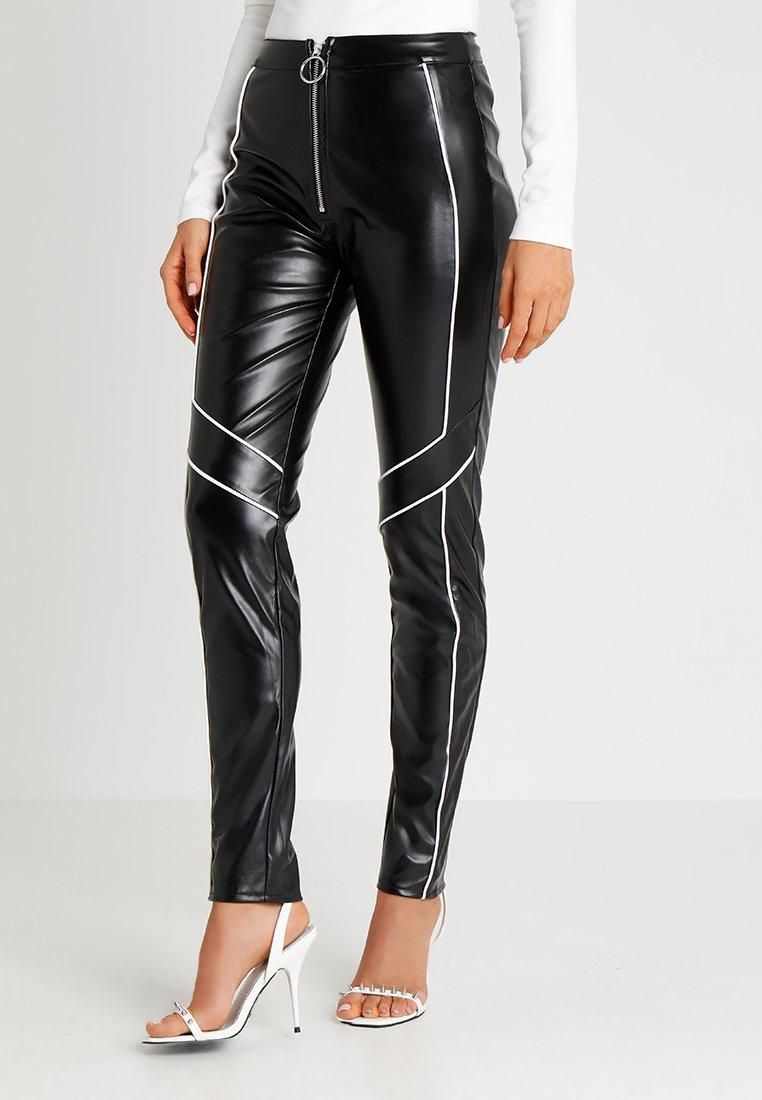 Tiger Mist - VARYA PANT - Leggings - black