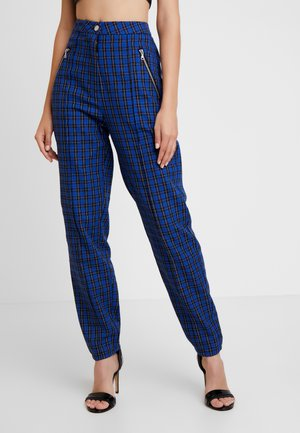 CLUELESS PANT - Trousers - blue