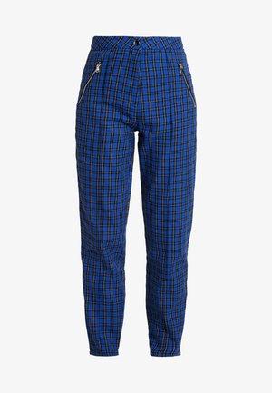 CLUELESS PANT - Kalhoty - blue